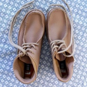 BED STU Leather Loafer Slipper Sz 8/38